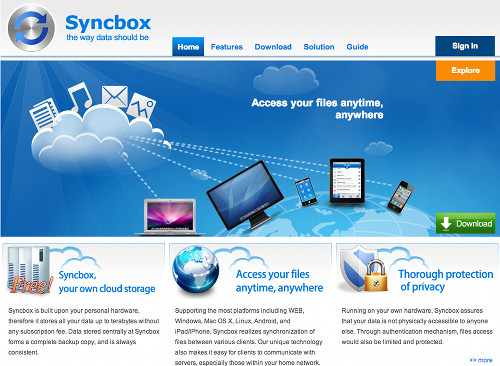 syncbox