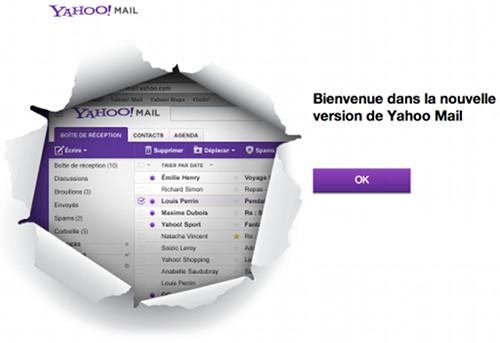 yahoo mail 5 services en ligne offrant 1 Téraoctet despace gratuit