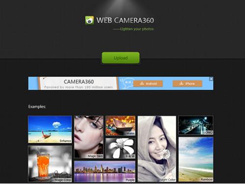 webcamera360