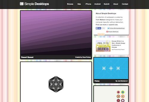simple-desktops