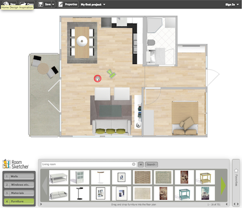 roomsketcher - Comment Dessiner Les Plans De Sa Maison