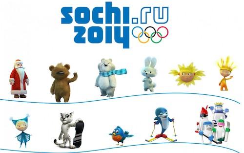 fond ecran sochi 06 13 fonds d'écran des Jeux Olympiques d'hiver de Sochi