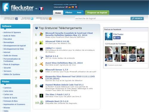 filecluster