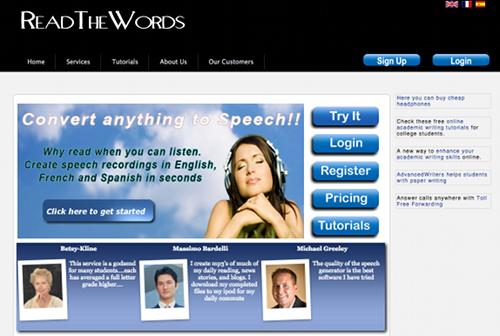 readthewords