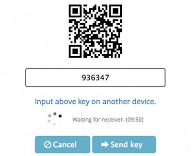 send-anywhere-code