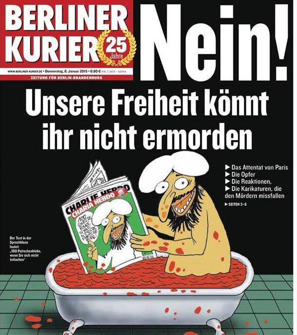 une Berliner Kurier