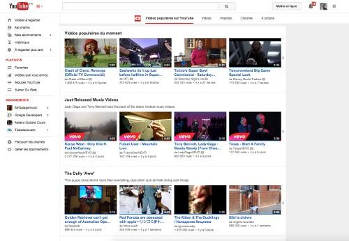 Trouver les vidéos les plus populaires