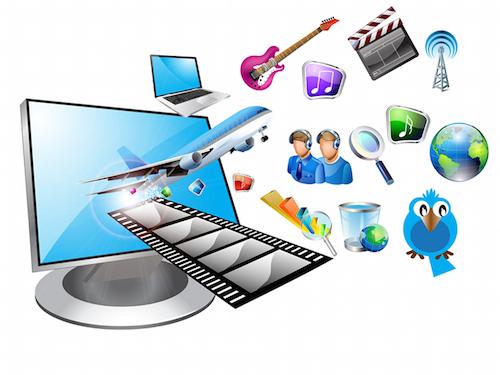 applications Web multimédia