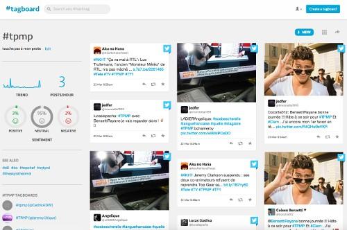 tagboard-interface