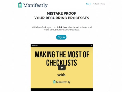manifestly