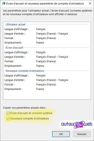 Comment changer la langue de Windows 10 ?