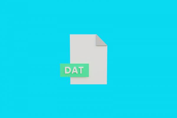 Fichier en format DAT : qu'est-ce que c'est et comment l'ouvrir ?