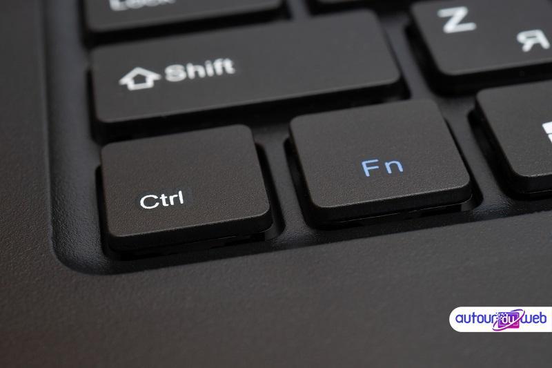 Touche shift sur le clavier : où est-elle pour activer les majuscules ?